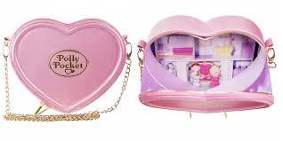truffle shuffle u0027s polly pocket purse u002790s