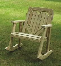 i love this outdoor rocking chair with the heart back for the