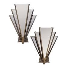 Antique Art Deco Wall Sconces Best 25 Art Deco Wall Lights Ideas On Pinterest Art Deco