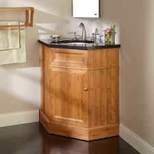 Corner Vanity Sinks For Bathrooms by Vanity Sink Combo Curvy Sink With A Countertop And A Toilet