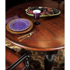 hooker furniture 332 75 201 indigo creek round dining table in