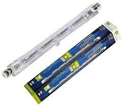 energy saving flood light bulb 4 x j118 energy saver 400w 500w equivalent linear halogen r7s