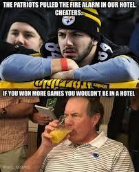 Patriots Fan Meme - how it feels to be a patriots fan right now