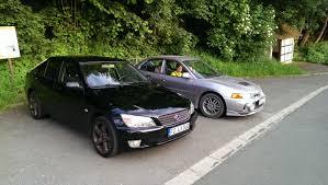 lexus is200 sport wheel size 1999 lexus is200 xe1 sport