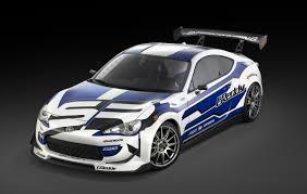 subaru toyota scion scion fr s race car debuts at detroit auto show 2012 with video