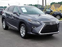 a lexus suv 2016 used lexus rx 350 fwd 4dr at alm mall of serving