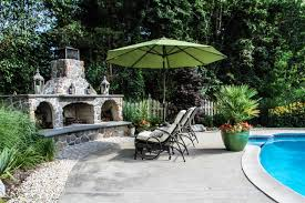 outdoor living pictures south jersey outdoor living spaces by dipalantino contractors