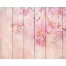 wood wallpaper custom pink floral wood wallpaper photography backdrops for newborn