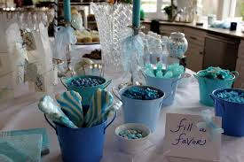 baby boy shower decorating ideas home design