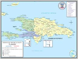 Haiti Map Usaid Activities In Haiti And The Dominican Republic Dominican