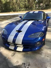 Dodge Viper 1997 - 1997 dodge viper gts showroom detail reflection pro services