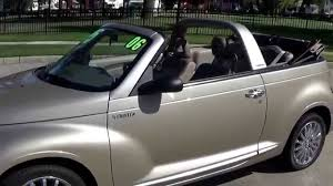 2006 chrysler pt cruiser convertible gt turbo for sale