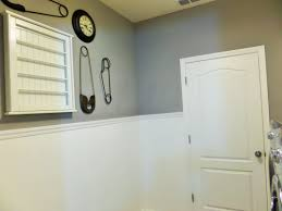 diy laundry room update beadboard paintable wallpaper be my laundryroom makeover