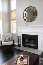 mirror decor ideas decoration decorate fireplace using wall mirror ideas stylishoms