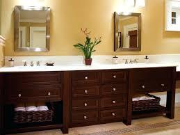56 bathroom vanity inch modern double bathroom vanity white stone