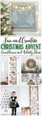 Items To Put In Advent Calendar The Organised Housewife Fun Christmas Advent Calendar Ideas Clean And Scentsible