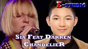 Download Sia Chandelier by Chandelier Sia Feat Darren Espanto Youtube