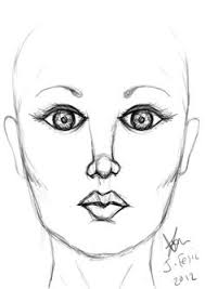 female hairs drawing side face google search art pinterest