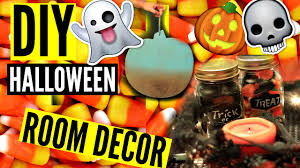 diy halloween room decor cheap u0026 easy diy decorations youtube