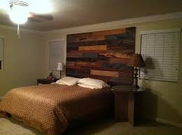 Pallet Wood Headboard 31 Fantastic Wood Headboard Designs Egorlin
