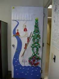 Christmas Door Decorating Contest by Christmas Door Decorating Contest Image Library