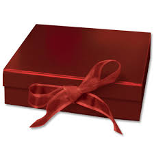metallic gift box standard size gift boxes large images