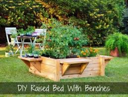 Raised Garden Beds From Pallets - raised garden bed from pallet wood homestead u0026 survival