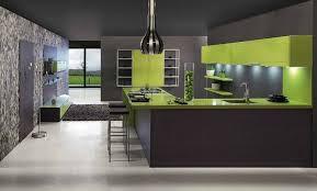 green kitchen design ideas kitchen contemporary kitchen design with grey wall paint