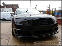 audi rs4 grill b7 rs4 grill and number plate holder audi sport