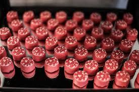 the red velvet cake truffle u2014 chocolat by adam turoni