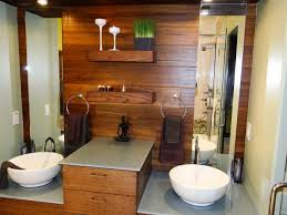 Upscale Bathroom Fixtures Luxury Bathroom Vanities Hgtv