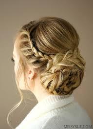 Dressy Hairstyles 1383 Best Hair Tutorials Images On Pinterest Hairstyles Braids