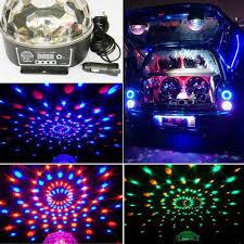 Led Light For Car Interior Car Decoration Led Lights Wanker For