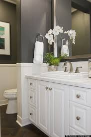 White Bathroom Ideas Pinterest by Best 25 Dark Gray Bathroom Ideas On Pinterest Gray And White