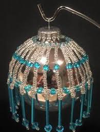 94 beaded ornament cover ornamenti ornamenti con perline e