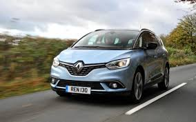 renault espace top gear selfish scenic new renault family car is driver focused in the
