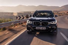 new bmw x3 diesel review 20d and 30d suv duo driven evo