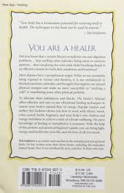 the healer u0027s manual a beginner u0027s guide to energy healing for