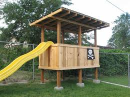 Backyard Fort  Steps With Pictures - Backyard fort designs