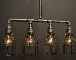 Industrial Light Fixtures For Kitchen Industrial Light Etsy
