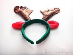 reindeer antlers headband deer antler headband antler christmas headbands horn headband with