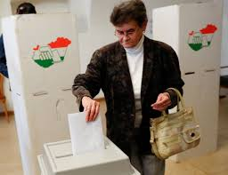 rosetta stone hungarian general elections kick off in hungary usa chinadaily com cn