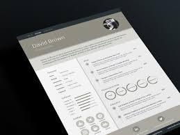 Resume Templates Mobile by Resume Templates Archives Www Ikono Me