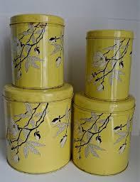 vintage kitchen canister 178 best vintage kitchen canisters images on kitchen
