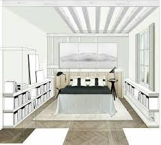 dessin chambre en perspective j adore ce dessin d une chambre chambre perspective