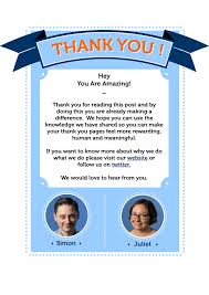 why thanking donors online is powerful humanising technology blog