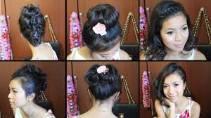 easy medium hairstyles for moms on the go 5 popular medium length hairstyles style samba