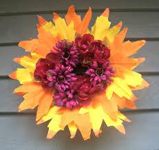 unique thanksgiving ideas orange thanksgiving wreath ideas from fall cherry fruits elegant