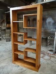 Ebay Room Divider - local made solid pine timber wooden room divider bookcase display