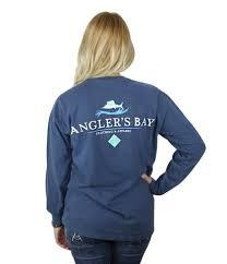 Southern Comfort Apparel Long Sleeve Pocket Tees Angler U0027s Bay Clothing U0026 Apparel